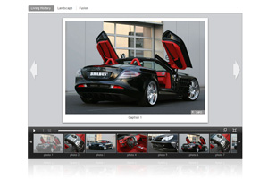 HTML5 Image Gallery