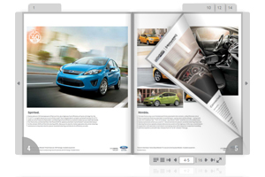 Html5 Flip Book Dreamweaver Extension