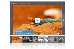 JQuery Responsive Gallery